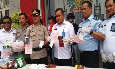 Sabu Diselundupkan ke Lapas Pemuda Tangerang