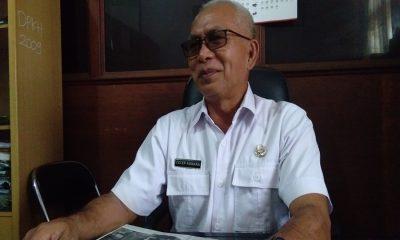 Sekretaris Distan Pandeglang