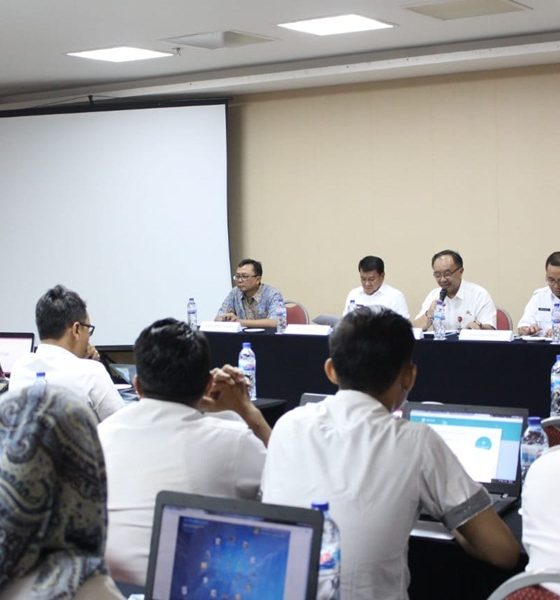 Sosialisasi Sistem Aset di Kabupaten Tangerang