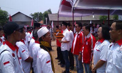 Kader TMP Taruna Kabupaten Tangerang Dilantik
