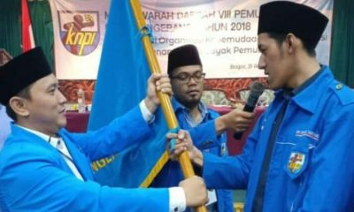 Ketua KNPI Kota Tangerang Terpilih