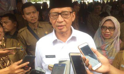 Wahidin Halim Soal Aspirasi Honorer