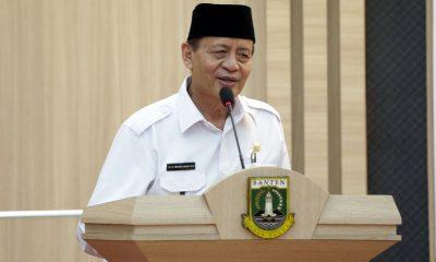 Wahidin Halim saat Hadiri Penguatan Advokasi Daerah Anti Korupsi Dikyanmas KPK