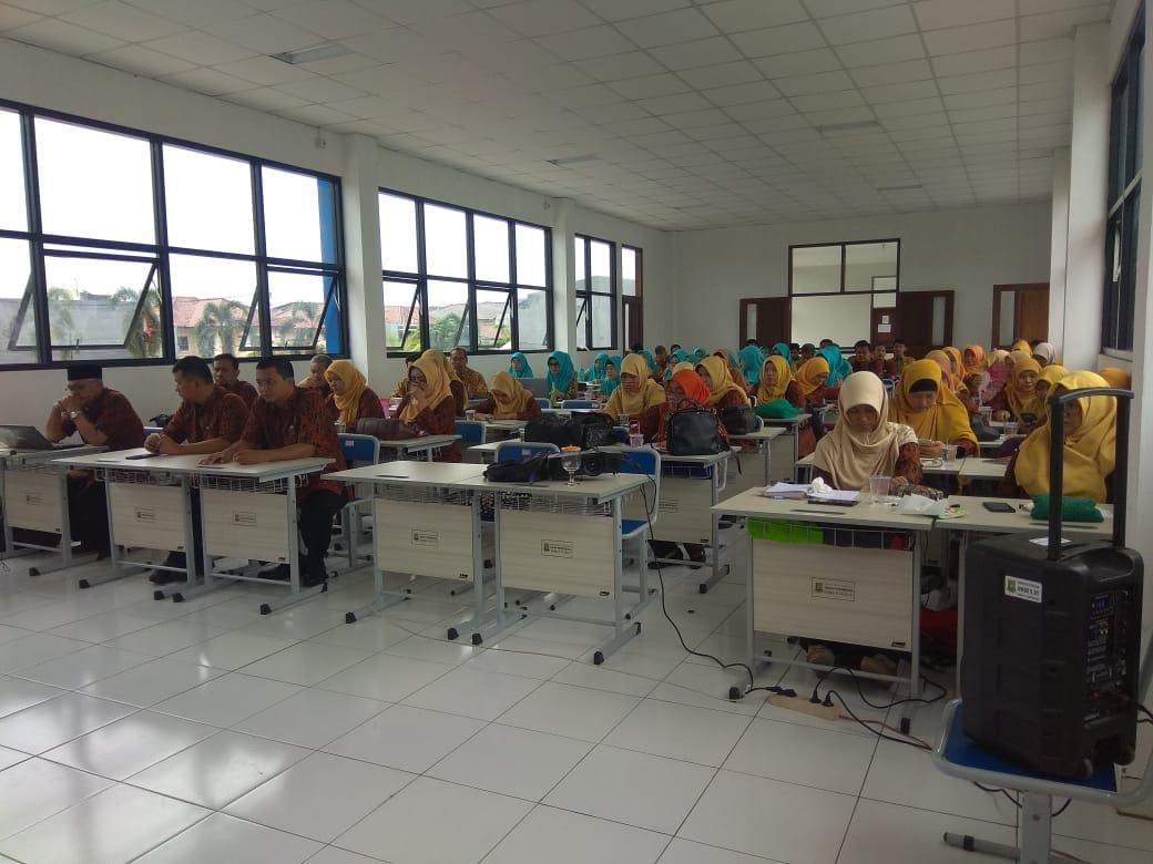 workshop dindik kota tangerang
