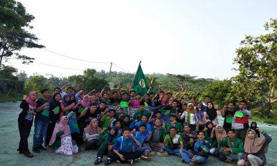 Peserta Diklat Sport ke-XI Porma Unma Banten.
