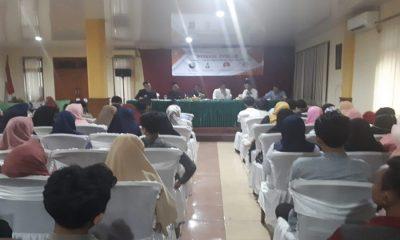 Diskusi Publik PGK Banten