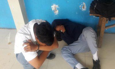 Pelajar SMK Negeri di Kota Tangerang Hisap Ganja Sintetis