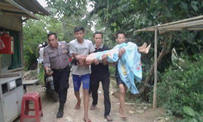 Dua Pelajar di Cibadak Lebak Tewas Terseret Arus Sungai Ciberang-1