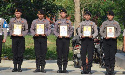 Enam Polisi nakal di Tangerang Dipecat, Satu Terlibat Penipuan Lainnya Desersi