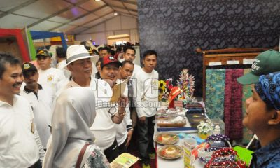 Gubernur Banten Buka HUT Koperasi di Lebak