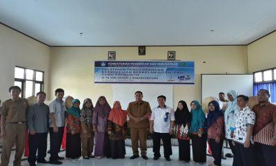 Guru Ikuti Pelatihan Keprofesian di Kabupaten Lebak