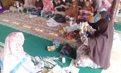 Guru SDT Al-Qudwah Ikut Pelatihan Zero Waste