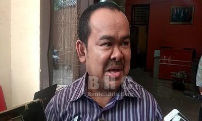Haerul Jaman Diperiksa Bawaslu Banten