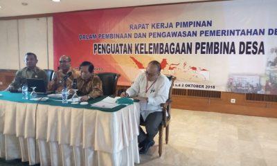 Kepala DPMD Lebak jadi narasumber di seminar internasional Kemendagri