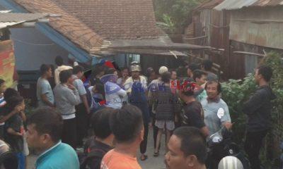 Jambret Dikeroyok Massa Setelah Ditabrak Siswi SMKN 3 Kota Cilegon yang Dijambretnya
