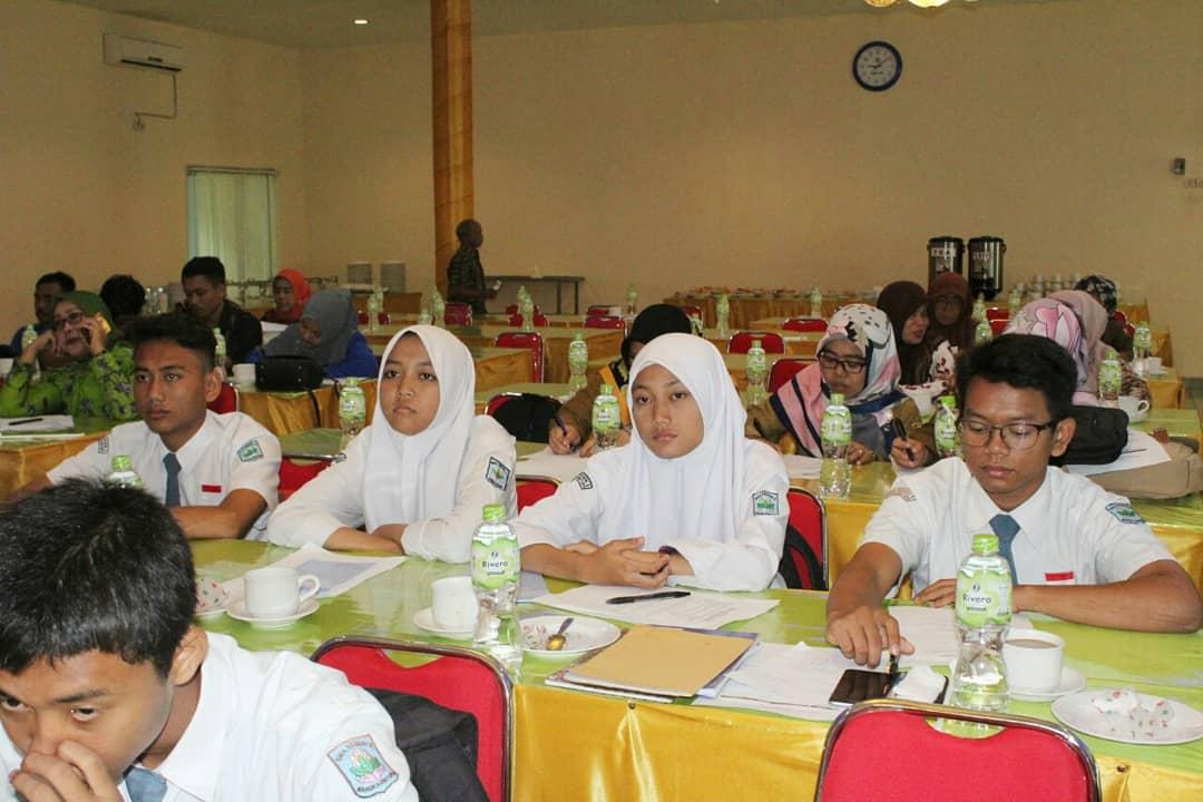 Workshop Festival Kesenian Tradisional di Hotel Mutiara Lebak