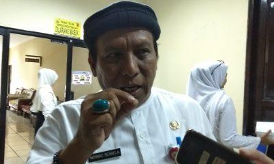 kepala Disperindagkop Kota Serang Ahmad Banbela