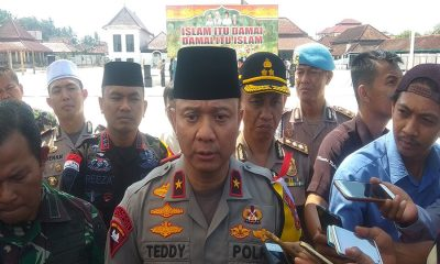 Kapolda Banten Brigjen Pol. Teddy Minahasa