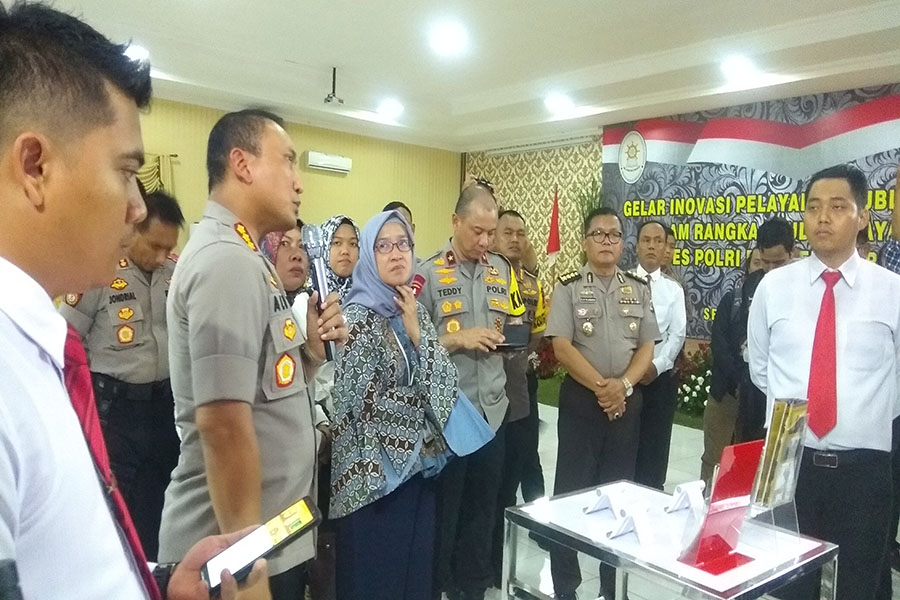 Polda Banten Jalani Studi Kelayakan polda tipe A