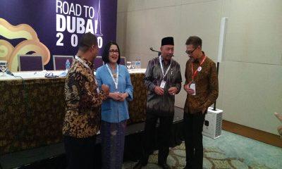 INDONESIA JADI PESERTA DUBAI WORLD EXPO 2020