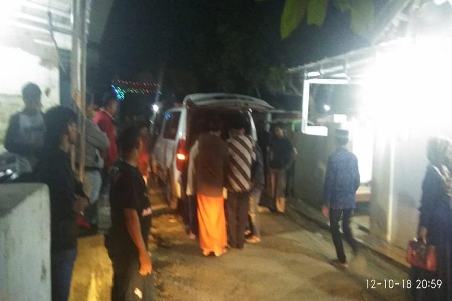 TKI Asal Kabupaten Serang Meninggal