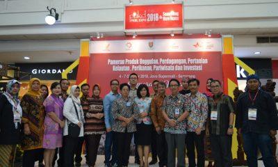 Lebak Pamerkan Wisata dan Produk Unggulan di Semarang