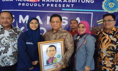 Kadindik Banten di Smansa Expo