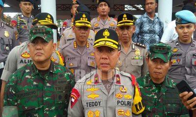 Kapolda Banten, Brigjen Pol. Teddy Minahasa