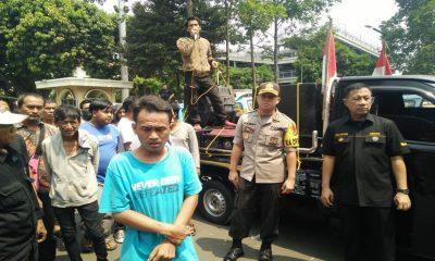 Kapolrestro Tangerang Minta Demo BRT Trans Tangerang Damai