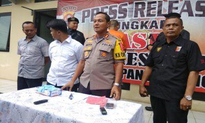 Kapolres Pandeglang, AKBP Indra Lutrianto Amstono