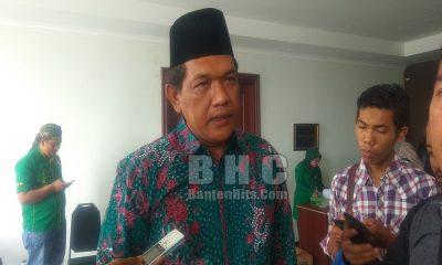 Ketua DPW PPP Banten, Agus Setiawan