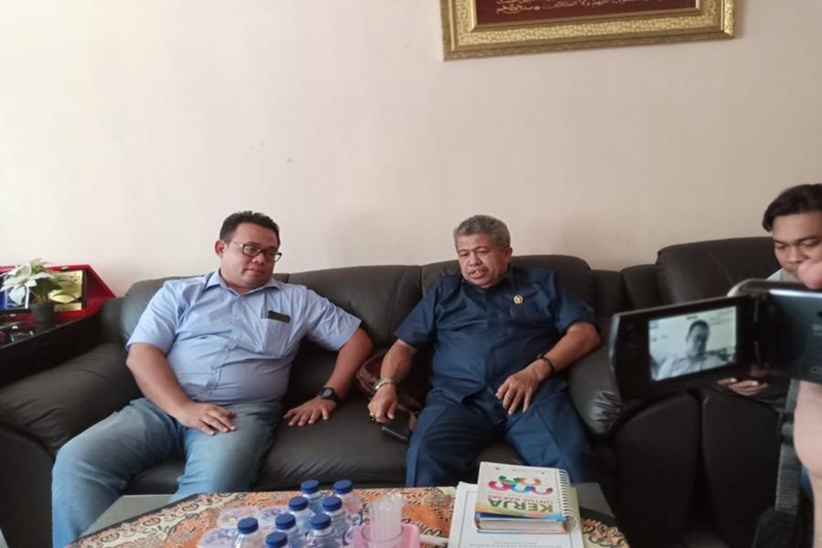 Ketua KONI Kota Tangerang, Hadi Rusman
