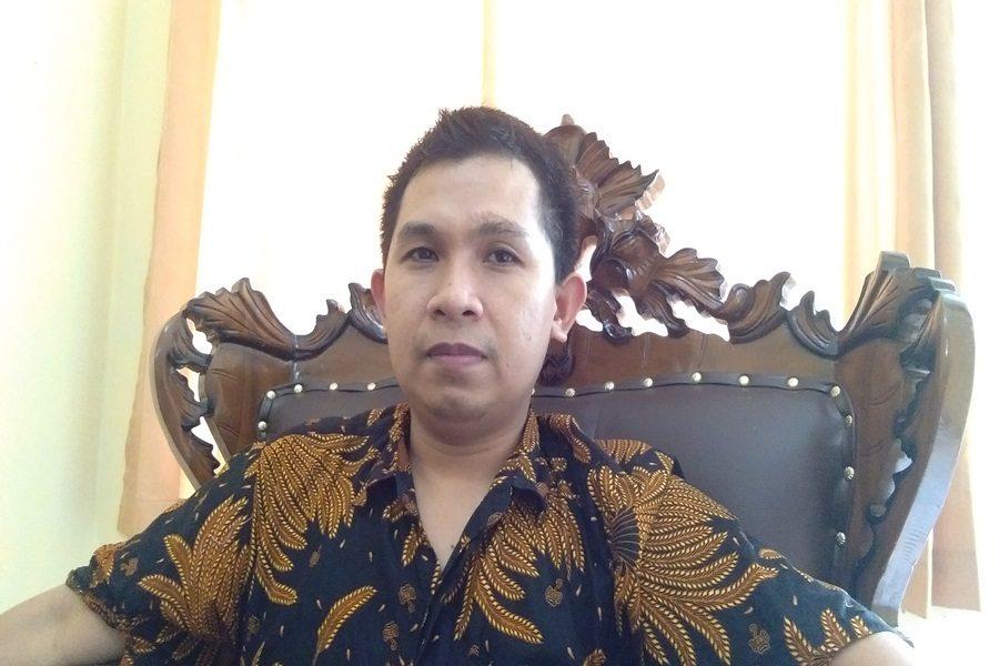 Komisioner KPU Pandeglang, Ahmadi