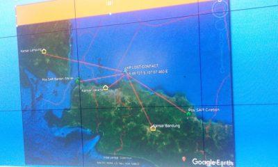 Lion Air Jatuh Sesaat Lepas Landas dari Bandra Soetta
