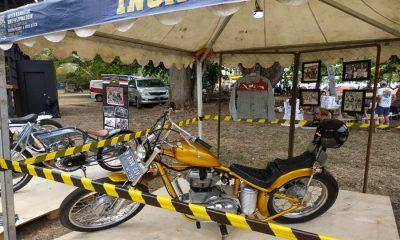Motor Jokowi Dipamerkan
