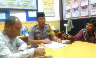 Mantan Kades Binuangeun Tersangka Penyelewengan Dana Desa