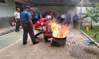 PLN UP3 Bansel Gelar Pelatihan Hadapi Bencana
