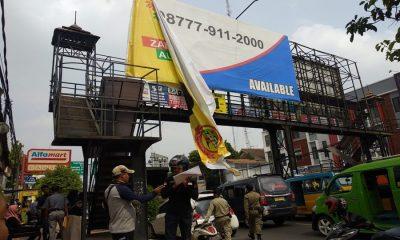 APK di Kota Serang Ditertibkan