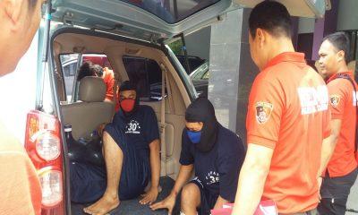 Polisi Tangkap Perampok Toko Elektronik di Kronjo