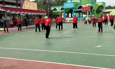 Rutan Kelas 1 Tangerang Peringati Hari Dharma Karyadhika