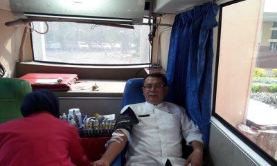 Pemkot Tangerang Gelar Donor Darah