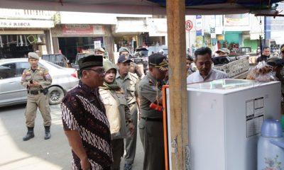 Sekda Pandeglang, Ferry Hasanudin