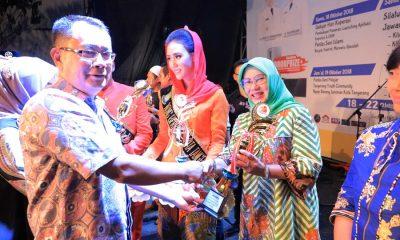 Penutupan Pameran Koperasi dan UMKM di Kota Tangerang