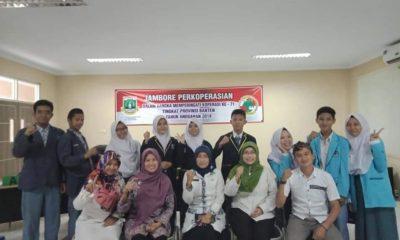 SMAN 3 Rangkasbitung Juara LCC tingkat Provinsi Banten