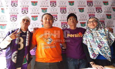 Suporter Persita Tangerang dan Persija Sepakat Hindari Tawuran