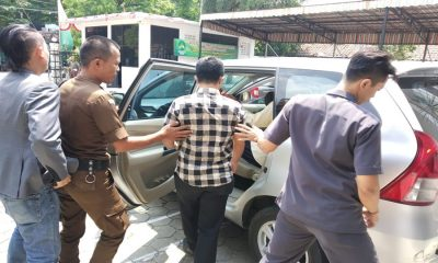 Tersangka Korupsi Bibit Kakao Ditahan
