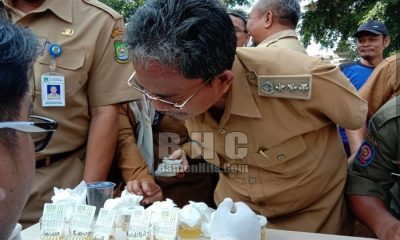 Tes Urine Pegawai di Kota Tangerang