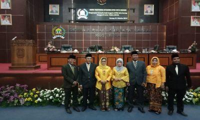 Anggota DPRD Kota Serang Hasil PAW