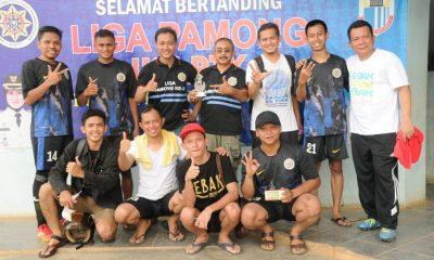 Tim Sepak Bola IKAPTK Kabupaten Lebak