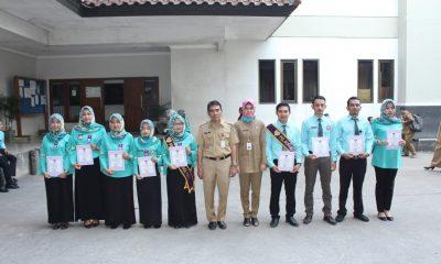 Tingkatkan Pelayanan, Disdukcapil Kabupaten Tangerang Beri Penilaian Petugas Pelayanan